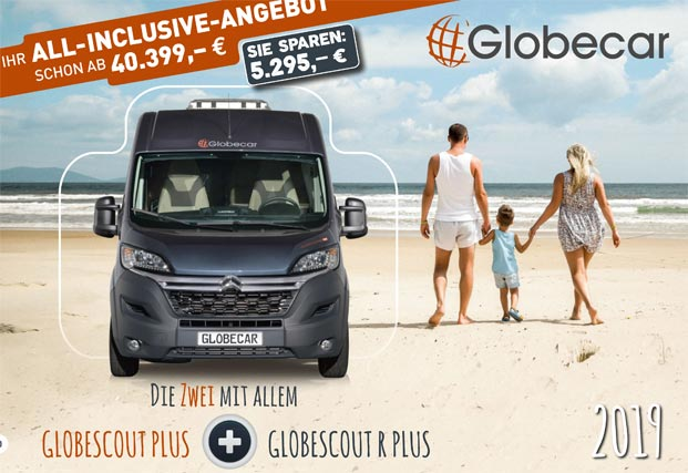 Globescout Plus R Katalog 2019